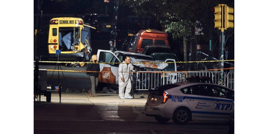 Ataque terrorista em Nova York: 5 argentinos entre os mortos