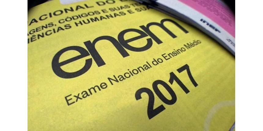 Enem 2017 tem segundo dia de provas neste domingo com matemática, física, química e biologia