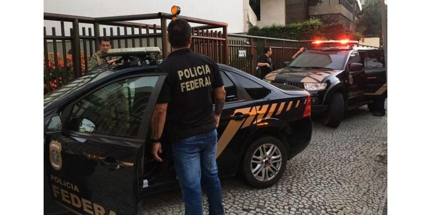 PF faz operação para cumprir mandado de prisão contra Jacob Barata e contra o filho do presidente da Alerj