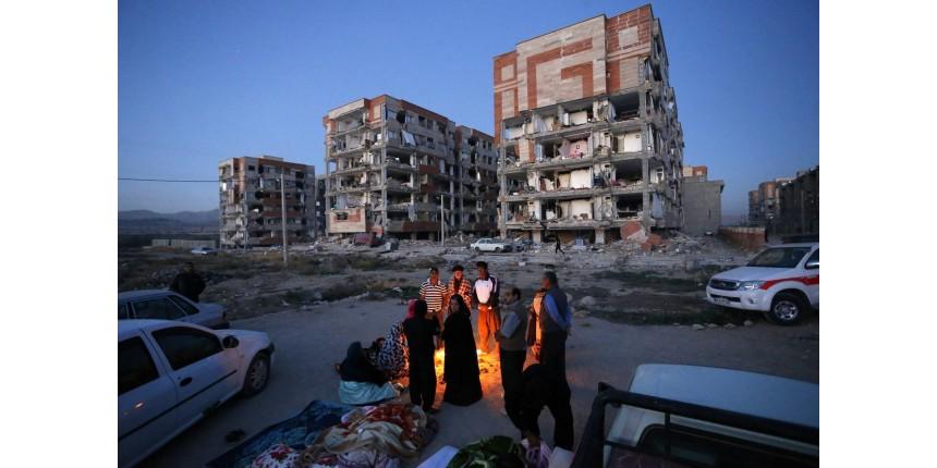 Terremoto na fronteira entre Iraque e Irã deixa mais de 210 mortos