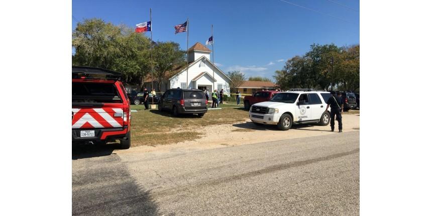 Tiroteio deixa vítimas em igreja