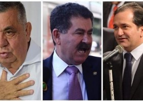 TRF vota a favor da prisão de Deputados Picciani, Paulo Melo e...