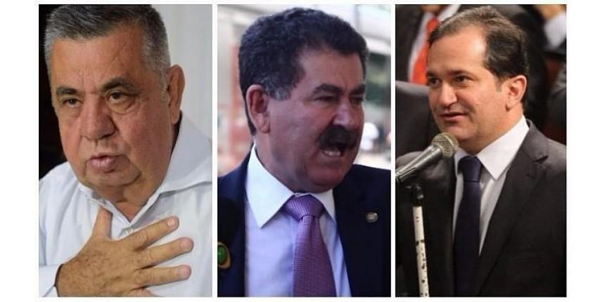 TRF vota a favor da prisão de Deputados Picciani, Paulo Melo e Albertassi do RJ