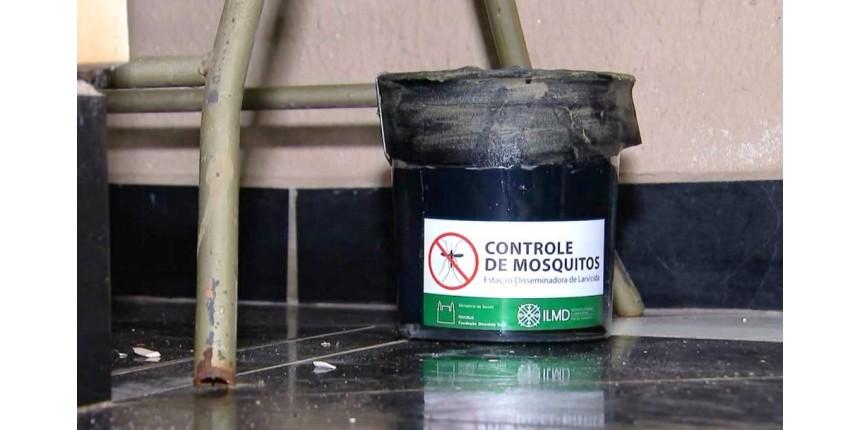 Armadilha inovadora contra o Aedes aegypti passa por testes em Marília