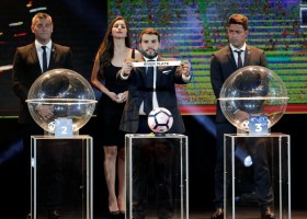 Conmebol sorteia fase prévia e grupos da Libertadores; veja rivais dos brasileiros