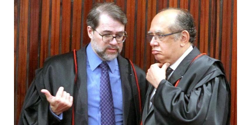 Em sessão esvaziada, STF rejeita denúncias contra 4 parlamentares