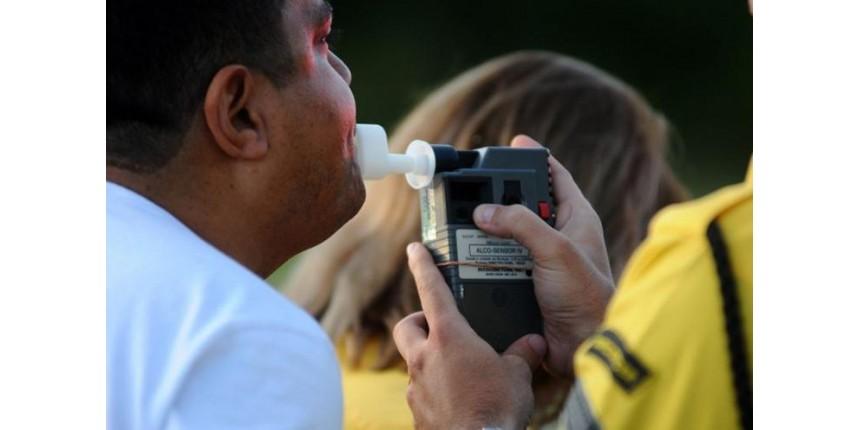 Embriaguez e celular ao volante são punidos com mais rigor fora do Brasil