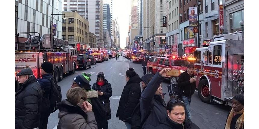 Explosão atinge estação de metrô em Nova York; suspeito é detido