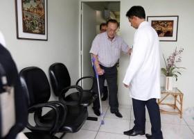 Maluf tem 'doença grave', mas pode ser tratado na Papuda, diz IML