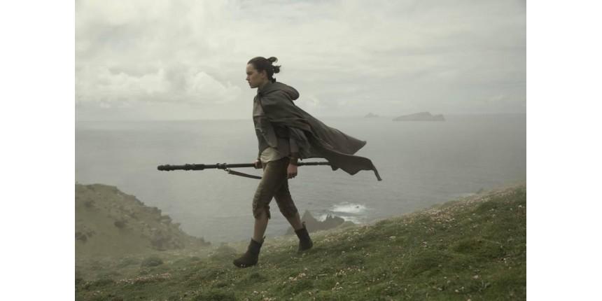 'Star Wars – Os Últimos Jedi' é o destaque entre as estreias