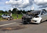 Acidentes graves em rodovias federais caem 7,5% em 2017; número...