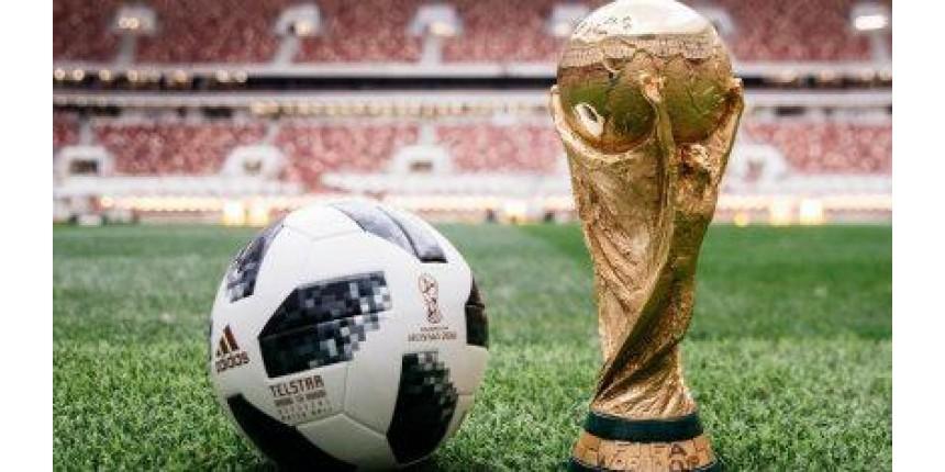 Com chip embutido, bola da Copa do Mundo terá tecnologia como marca