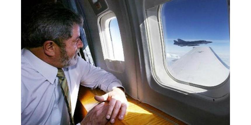 Lula visitou oito países sem acordo de extradição desde 2012