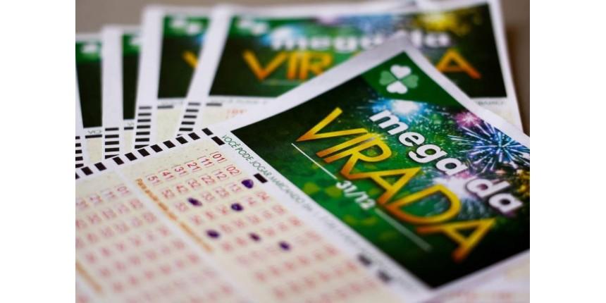 Mega da Virada será dividida entre 17 apostadores