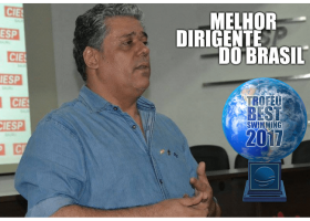 Melhor Dirigente do Brasil em 2017