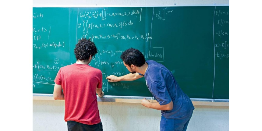 O Brasil no topo do mundo da matemática