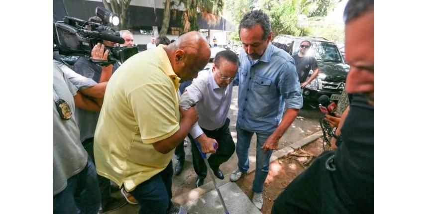 Os colegas de cela e a rotina de Paulo Maluf na cadeia