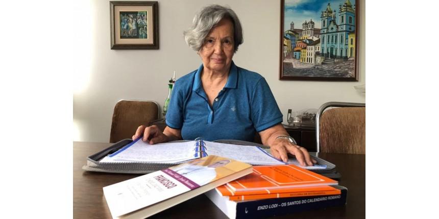 Aos 86 anos, estudante do DF termina 2ª graduação e faz planos: 'já estou na pós'