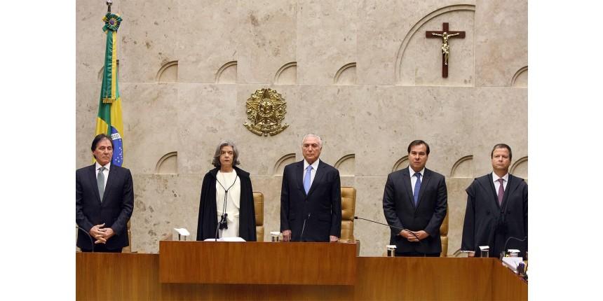'É inaceitável desacatar ou agredir a Justiça', diz Cármen Lúcia