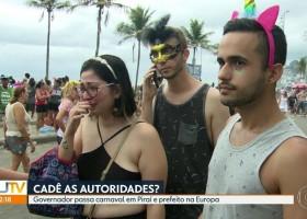Governador admite falha no planejamento da segurança no carnaval do Rio: 'Não...