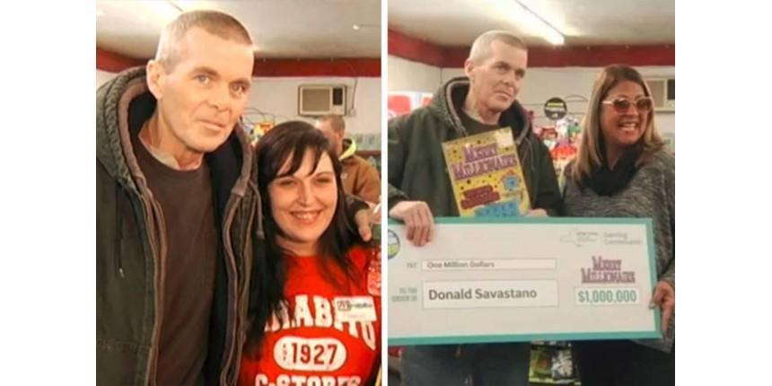 Homem que ganhou na loteria morre semanas após recolher o prêmio