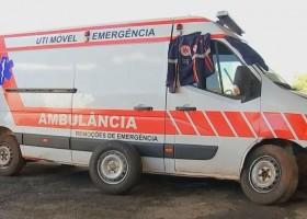 Motorista detido com cigarros do Paraguai em 'UTI móvel'...