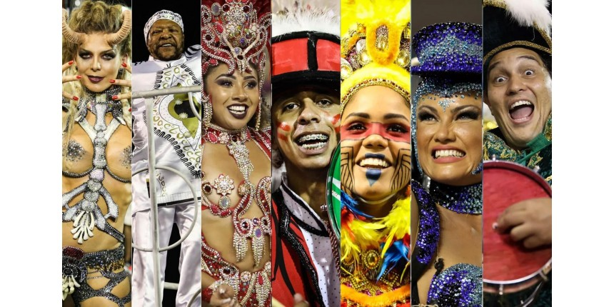 Tatuapé, Mancha e Rosas são destaques do 1º dia do carnaval de São Paulo