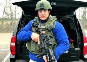 Após homenagem inédita na SWAT, 'policial herói' de Marília sonha com nova...