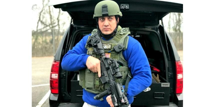 Após homenagem inédita na SWAT, 'policial herói' de Marília sonha com nova função na PM