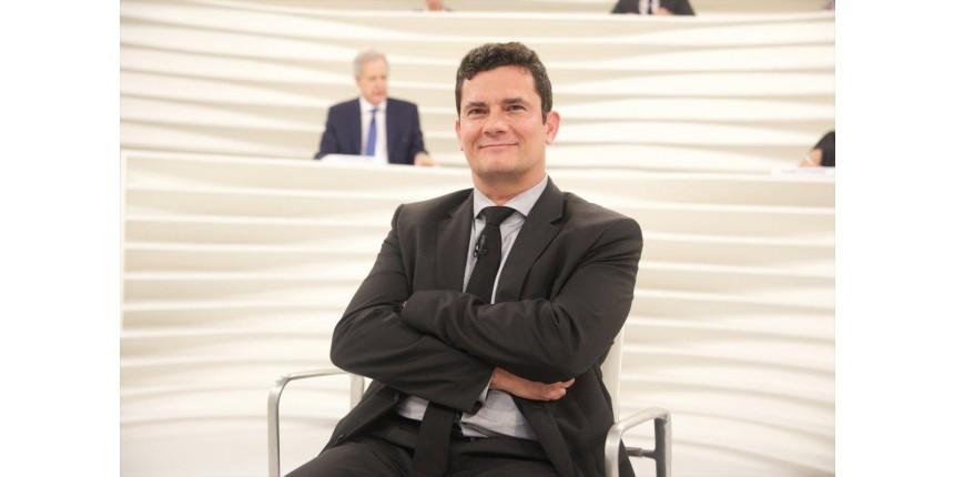 Entrevista com Moro no Roda Viva bate recordes de audiência