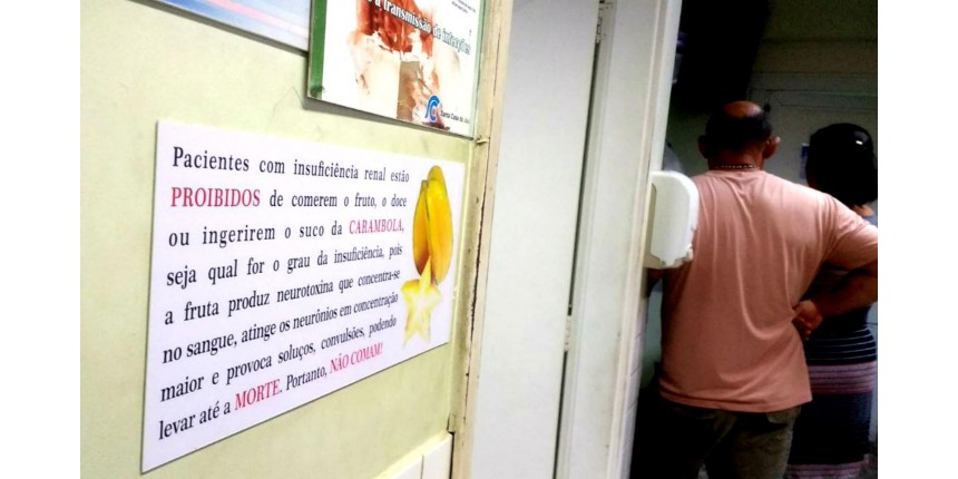 Lei que proíbe consumo de carambola faz 10 anos no interior de SP sem fiscalização