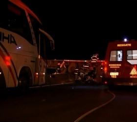 Motorista de carreta envolvida em acidente que provocou morte de...