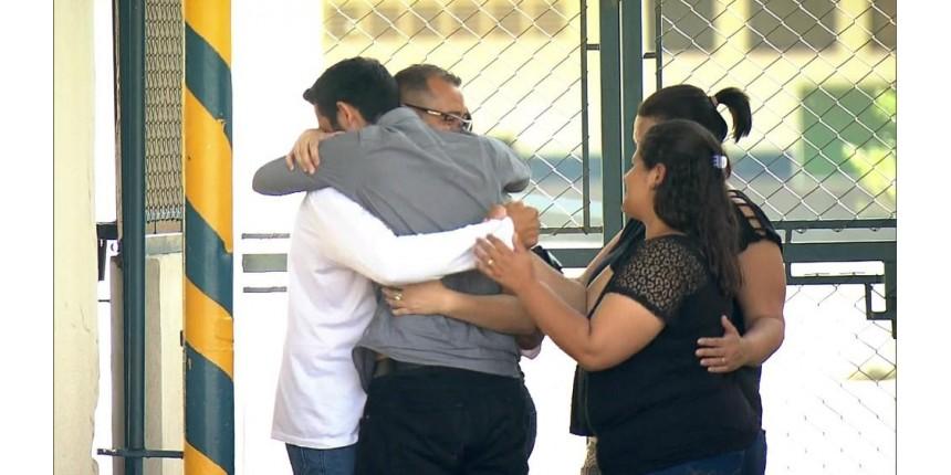 'Quero curtir minha família, o que mais amo', diz pai libertado após ser condenado injustamente por abusar dos filhos