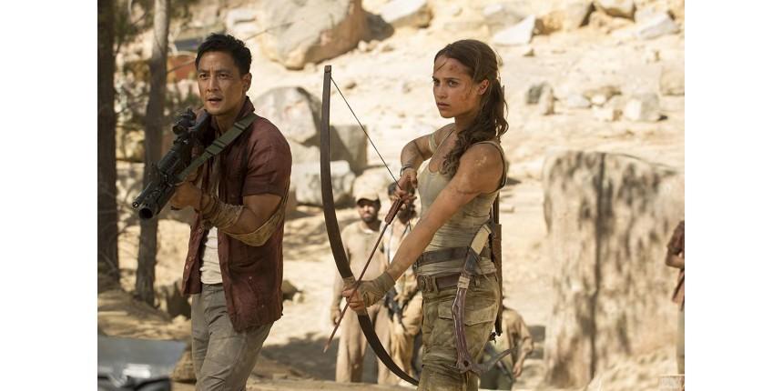 'Tomb Raider': 'A forma como vemos mulheres mudou muito', diz Alicia Vikander sobre novo filme da heroína
