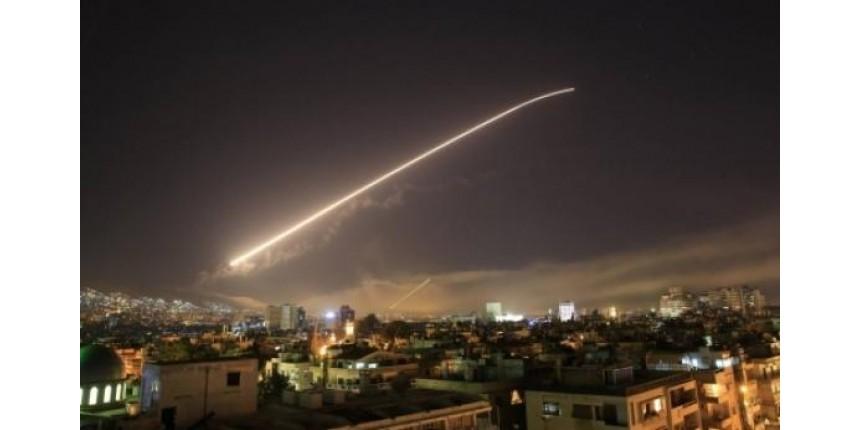 105 mísseis e 3 alvos: veja como foi o ataque contra armas químicas na Síria