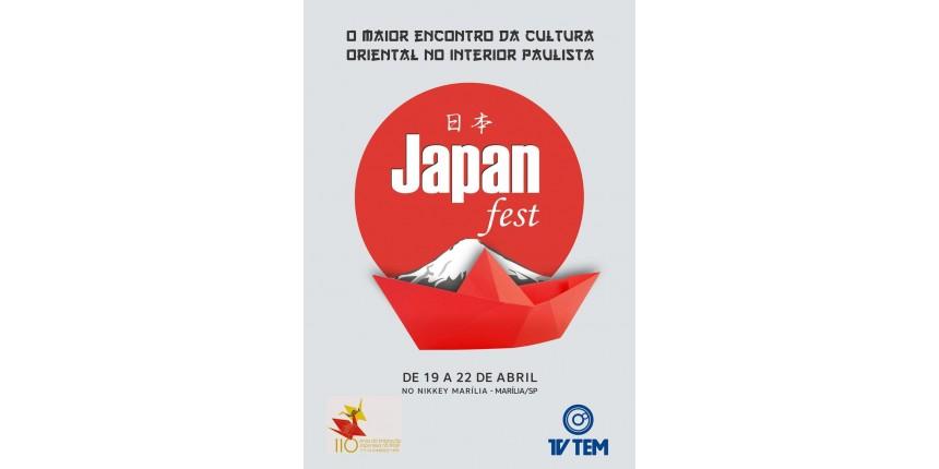 16ª edição do Japan Fest é realizada de 19 a 22 de abril em Marília