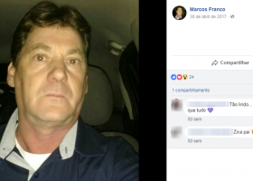 Caminhoneiro morto ao ajudar família assaltada trabalhava no lugar...