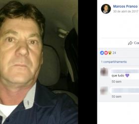Caminhoneiro morto ao ajudar família assaltada trabalhava no lugar de...