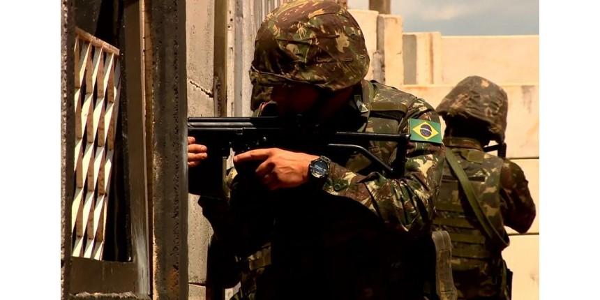 Exército envia 450 militares de Campinas e mais 5 cidades para missão na intervenção federal no Rio