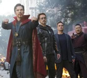 Filme mais esperado do ano, 'Vingadores – Guerra Infinita' invade...