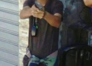 Imagens flagram homem apontando arma para equipe do 'Google Street...