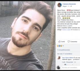 Motorista é preso por dirigir bêbado e matar ciclista atropelado...