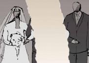 Pai de nove filhos pede divórcio ao saber que é...