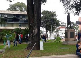 Prédio da prefeitura de Marília é evacuado após tremor