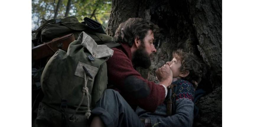 'Um Lugar Silencioso' é a melhor estreia da semana