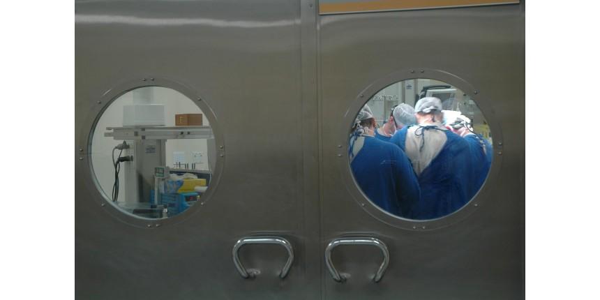 Brasil atende 23% da demanda para transplantes de coração