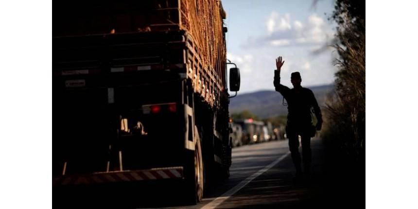 Greve dos caminhoneiros causa desespero nas pequenas empresas