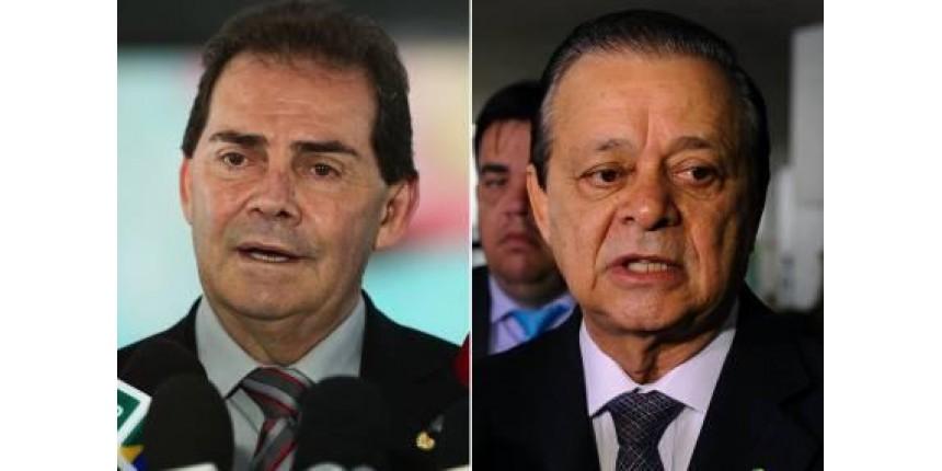 Jovair Arantes e Paulinho da Força são alvos de operação da PF