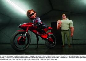 A animação 'Os Incríveis 2' é a principal estreia da semana