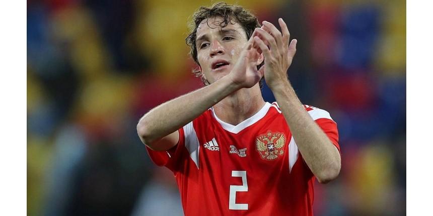 Mário Fernandes, o lateral da Rússia que recusou a seleção brasileira